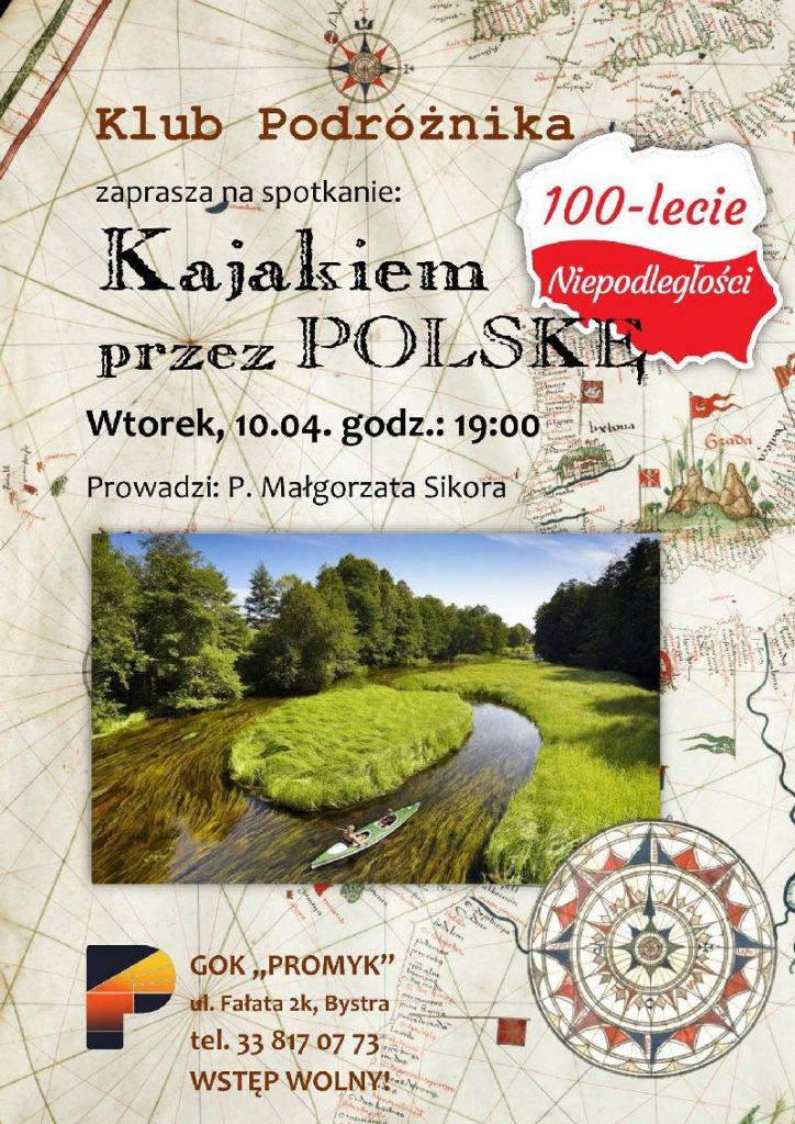 Klub Podróżnika Kajakiem Przez Polskę