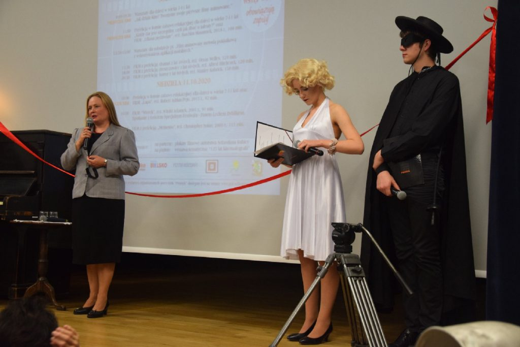 V. Bystrzański Festiwal Filmowy Promyk Kina