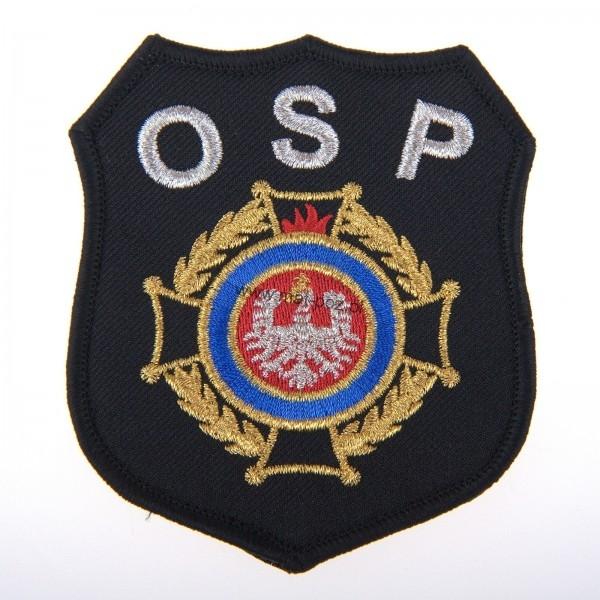 Logo OSP Meszna