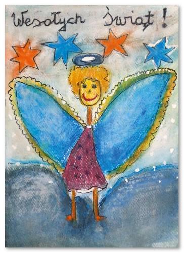 Kartka świąteczna Jeremi Waśko
