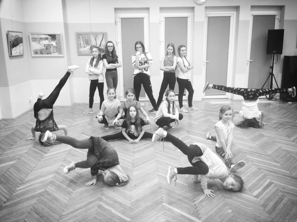 Grupa taneczna Czajsquad