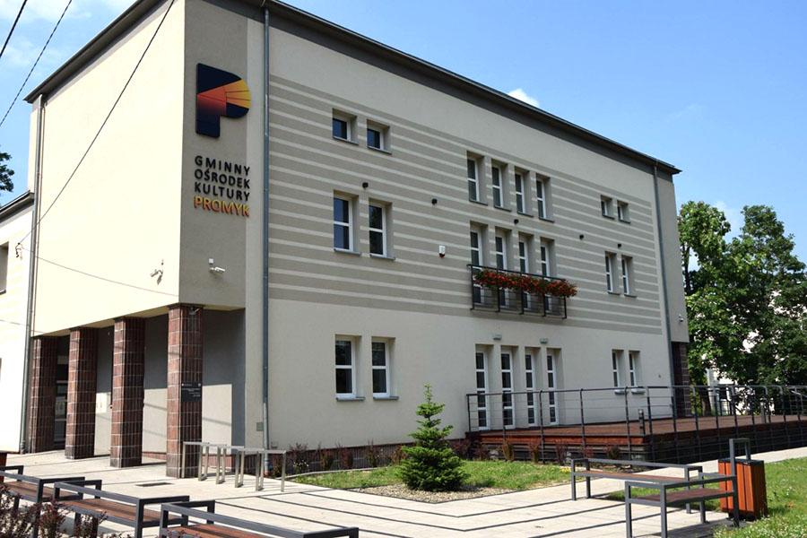 Budynek GOK Promyk