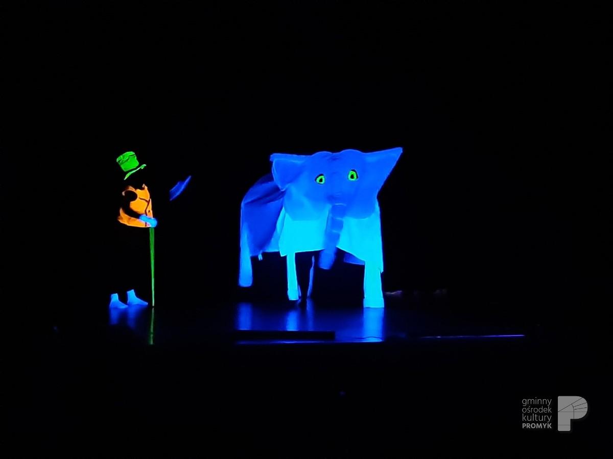 """Cyrk"" Teatr Czarny"