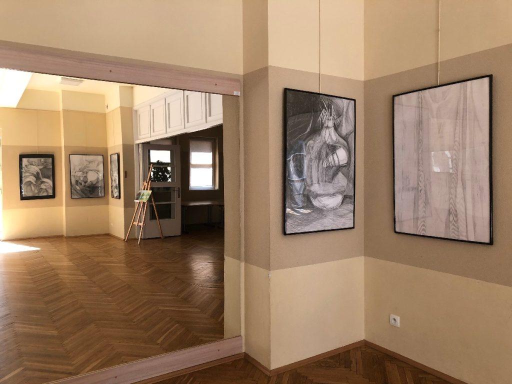 Wystawa Rysunków Elżbiety Fabirkiewicz