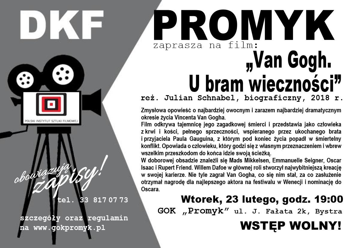 plakat DKF
