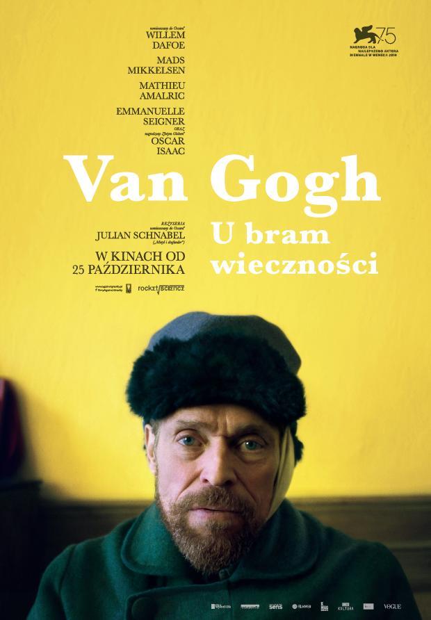Plakat Filmu Van Gogh.