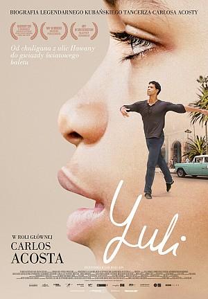 Yuli - Plakat Filmowy